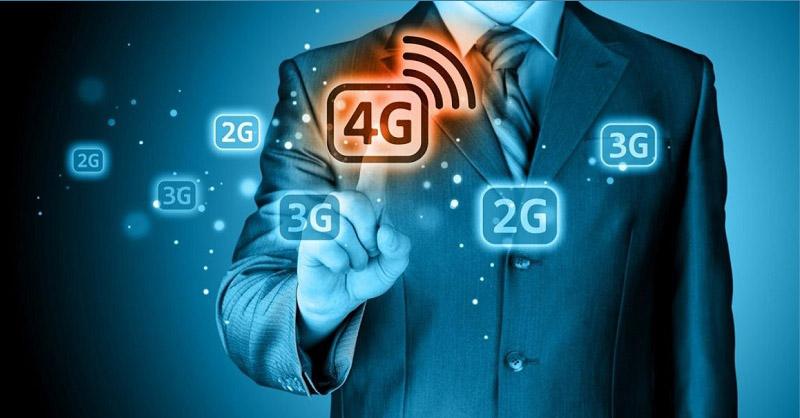 Sử dụng 3G,4G để tải game