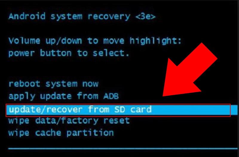 Xóa bộ nhớ cache của thiết bị