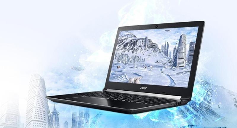 Acer Aspire A715-72G-50NA
