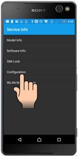 Hướng dẫn kiểm tra DRM KEY trên Sony Xperia