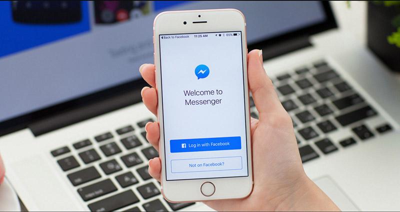 Xóa, tải lại và đăng nhập lại Messenger
