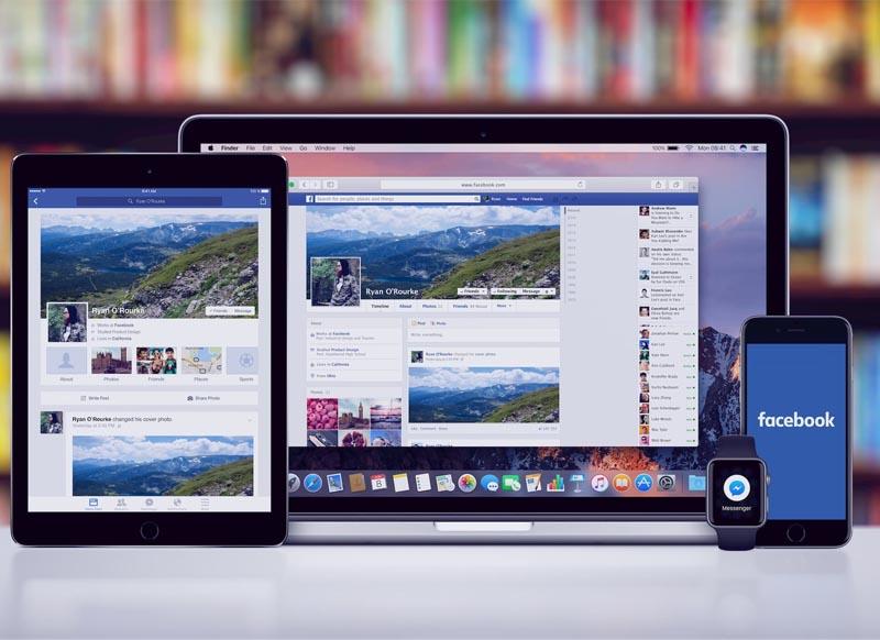 Một tài khoản Facebook dùng nhiều thiết bị được không?
