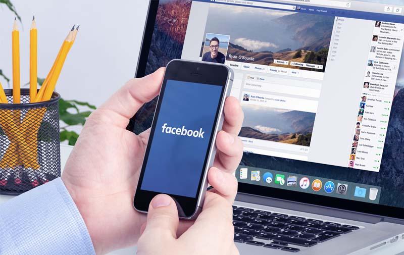 Facebook trên máy tính