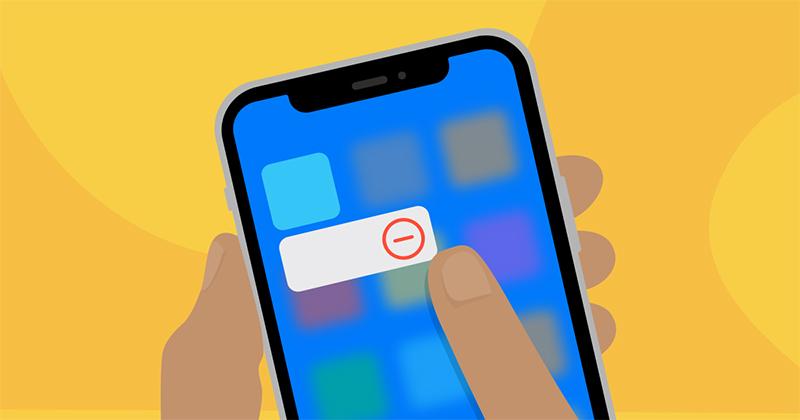 Xóa các tập tin, ứng dụng không cần thiết