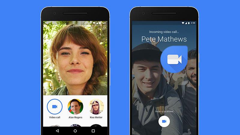 Google Duo hỗ trợ cuộc gọi nhóm 32 người và chế độ gia đình