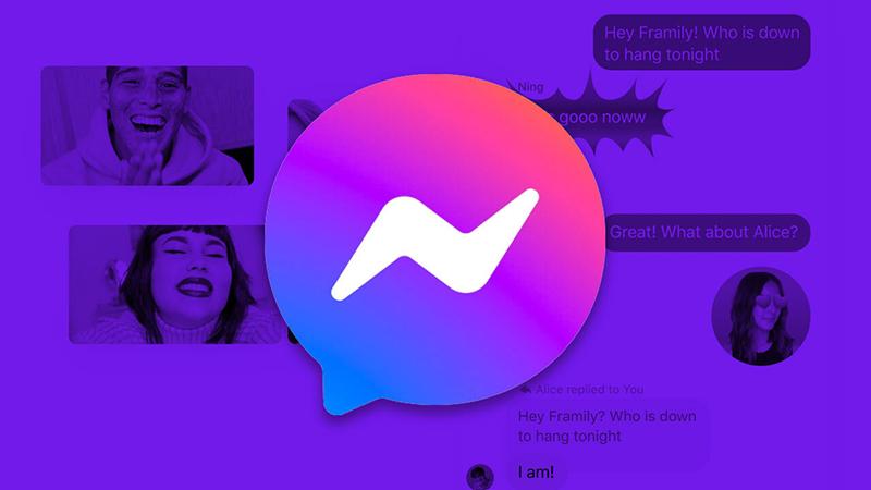 Facebook Messenger là ứng dụng nhắn tin, video call có lượng người dùng lớn nhất thế giới