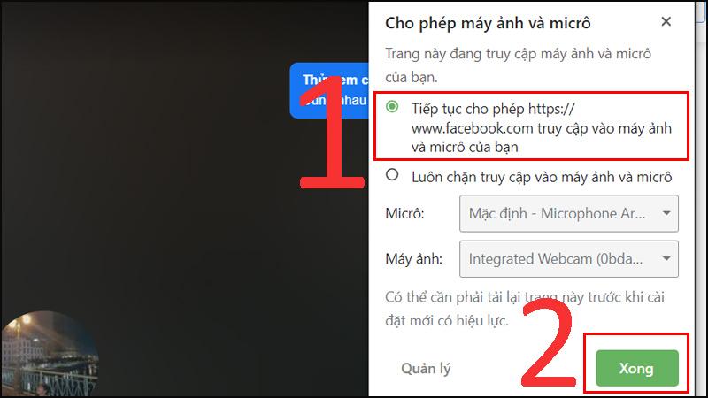 Lỗi không gọi được video trên Messenger nguyên nhân và cách khắc phục