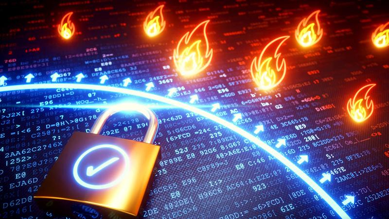 Bạn có thể không tải được video do tường lửa (Firewall)