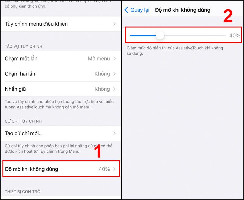 Cách bật, tắt nút home ảo trên iPhone cực nhanh chóng, đơn giản