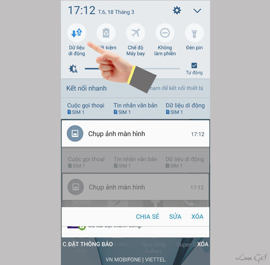 Samsung Galaxy S7 Edge bật 3G - Thegioididong com
