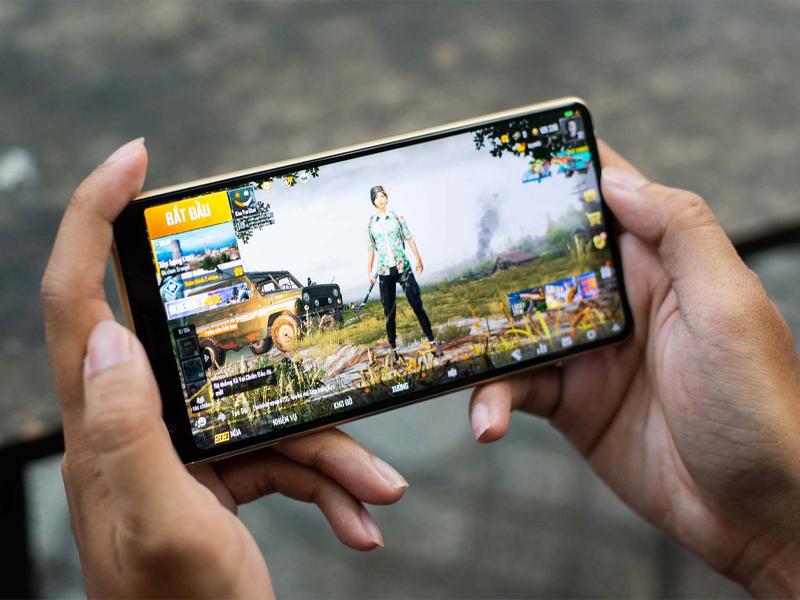 Không thể tải game trực tiếp về thẻ nhớ điện thoại