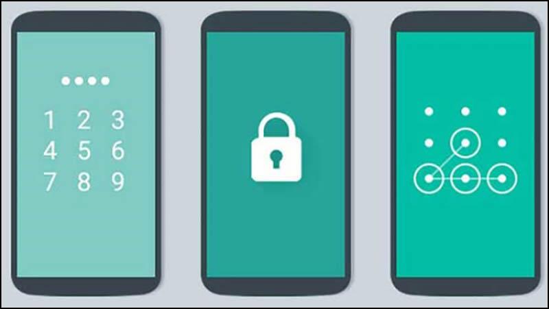 Điện thoại sẽ có nhiều loại mã PIN khác nhau
