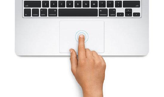 macbook không dùng được trackpad