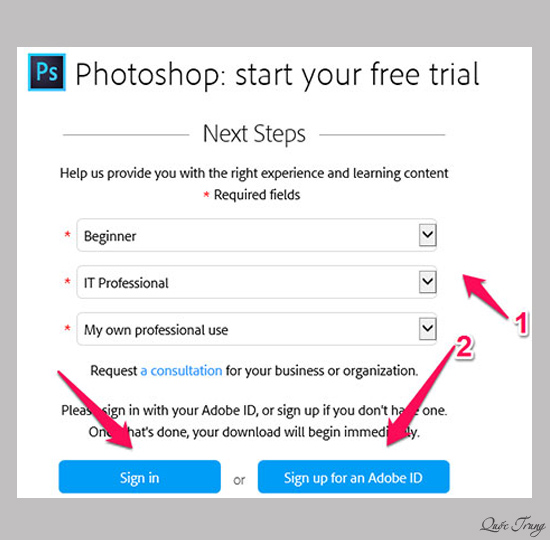 Hướng dẫn cài đặt Photoshop CC trên Mac OS - Thegioididong com