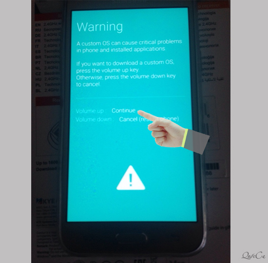 Hướng dẫn root Samsung Galaxy J7 2015 - Thegioididong com
