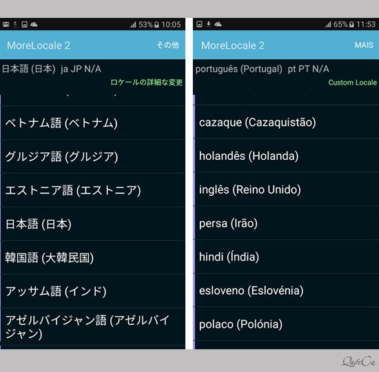 Kích hoạt thêm ngôn ngữ cho máy Android - Thegioididong com