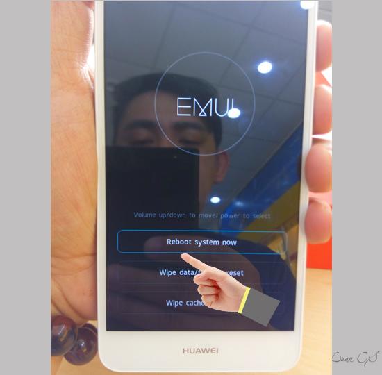 Quên mật khẩu khóa màn hình Huawei Y6 II - Thegioididong com