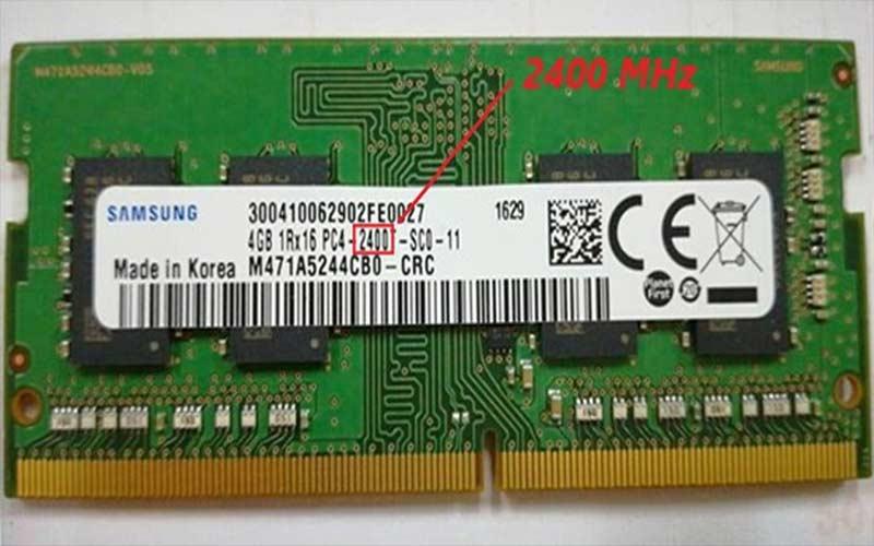 Tốc độ RAM là gì?
