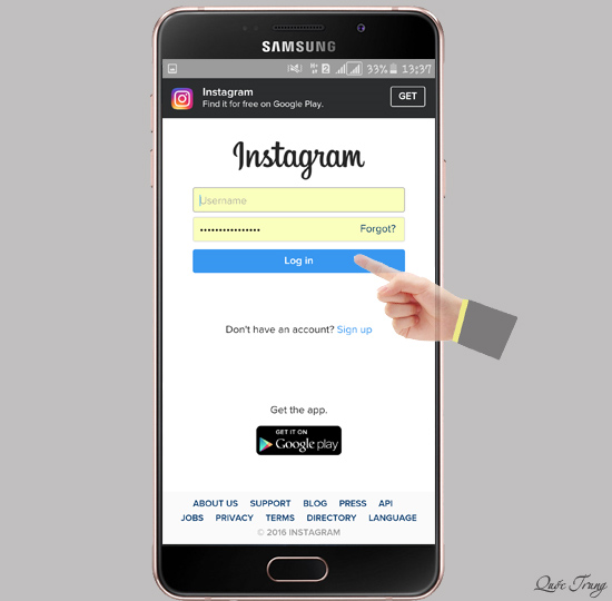 Hướng dẫn khóa tài khoản Instagram - Thegioididong com