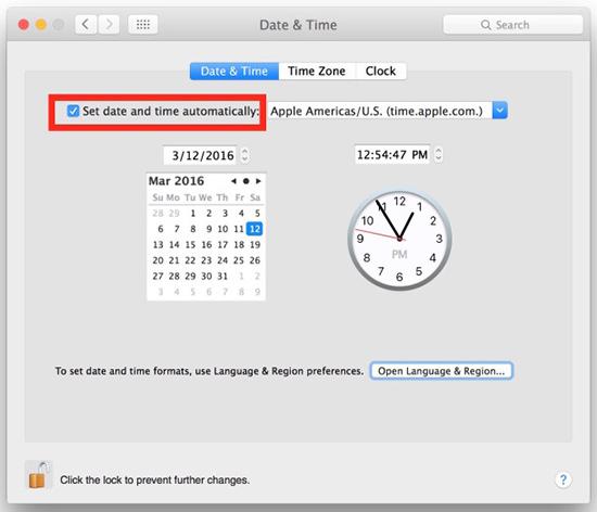 Sửa lỗi Your connection is not private trên Chrome trên Mac OS X