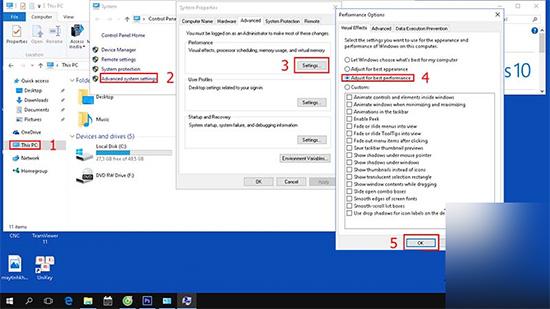 Tăng tốc Windows 10 đạt hiệu suất tối đa - Thegioididong com