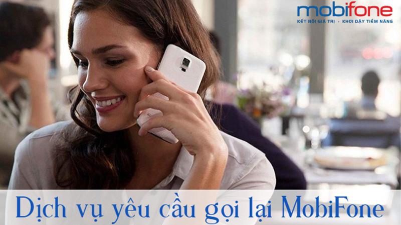 Call Me Mobifone là dịch vụ giúp bạn có thể liên lạc với người khác trong tình trạng máy không có tiền