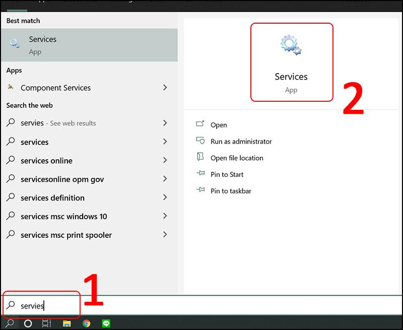 Cách Đặt Lại Windows Update Trên Windows 10 Đơn Giản - VERA STAR