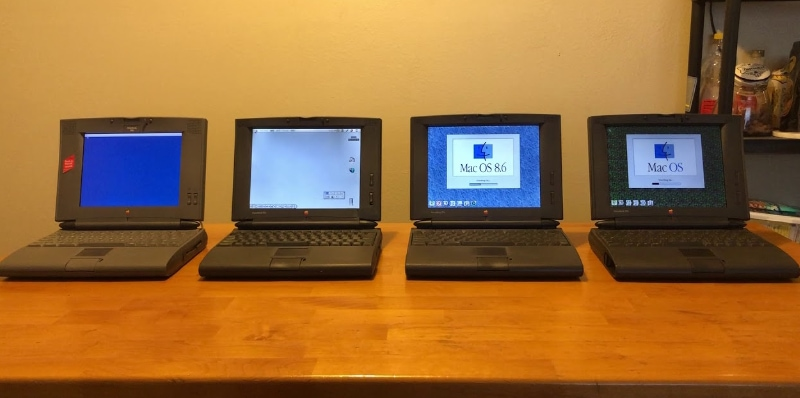 Series Apple Power Book