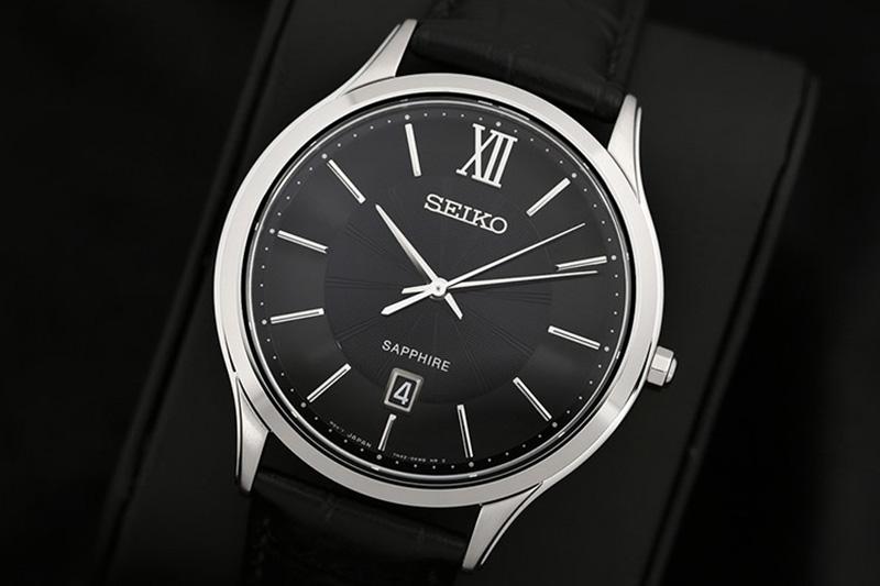 Kính Sapphire Crystal trên đồng hồ là gì?