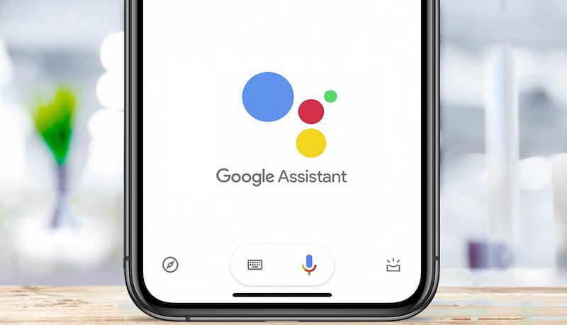 Những trợ lý ảo như Google Assistant cũng sẽ ngưng chức năng nhận diện giọng nói.