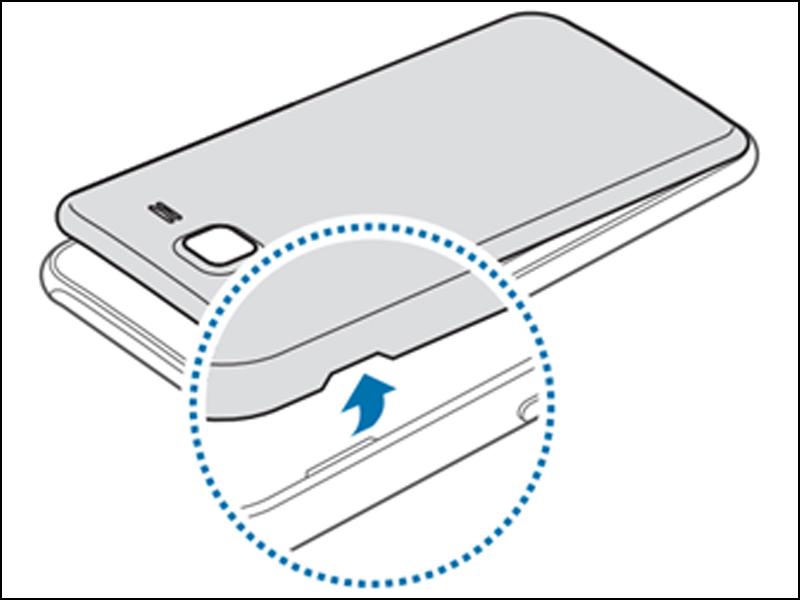 Hướng dẫn cách tháo lắp SIM trên điện thoại Samsung J7 đơn giản