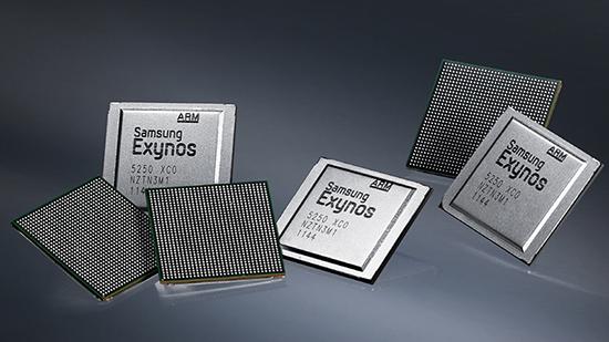 Exynos 7570 là con chip được Samsung sản xuất trên tiến trình 14 nm