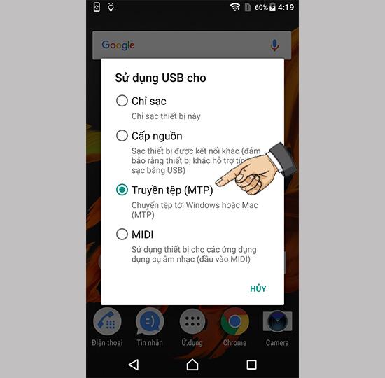 Cách cập nhật Android 7 0 Nougat cho Sony Xperia XZ - Thegioididong com