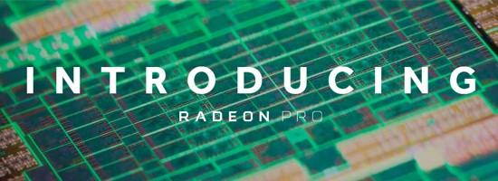 Thông tin về AMD Radeon Pro 450