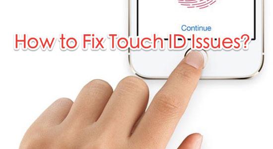 Cách kiểm tra khắc phục Touch ID bị lỗi trên iPhone