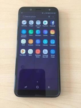 Samsung Galaxy A6 A600 Blue
