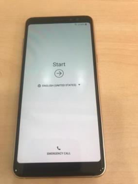 Samsung Galaxy A8 A530 Gold