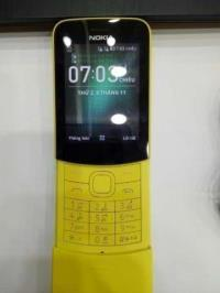 Nokia 8110 4G DS Yellow
