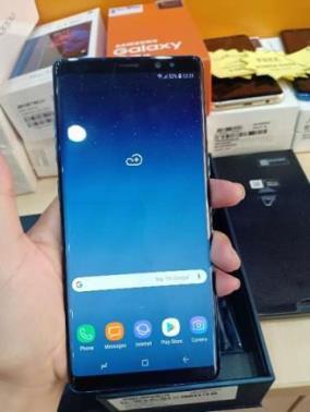 Samsung Galaxy Note 8 N950 Coral Blue