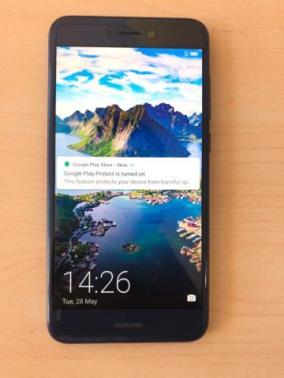 Huawei Prague GR3 2017 Blue
