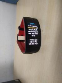 Đồng hồ Samsung Galaxy Gear Fit 2 Pro R365 Red