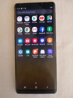 Samsung Galaxy Note 8 N950 Gold