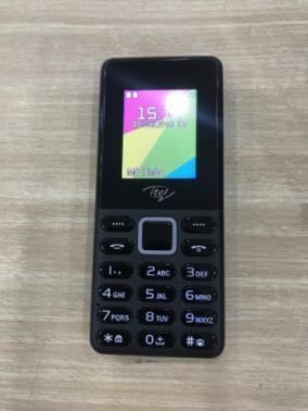 Itel it2161 Elegant Black