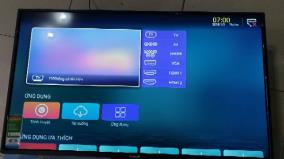 Android Tivi Mobell 40 inch 40S600A