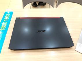 """Acer Nitro AN515 54 52EZ i5 9300H/8GB/256GB/4GB GTX1650/15.6""""F/IPS/Win10/(NH.Q59SV.019)/Đen"""