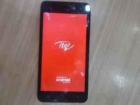 Itel A33 Champagne Gold