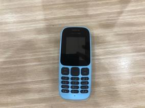 Nokia 105 SS 2017 Blue
