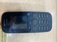 Nokia 105 SS 2017 Black