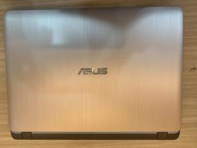 """Asus X407UA i3 7020U/4GB/1TB/14""""/chuột/Win10/(BV351T)/Vàng"""