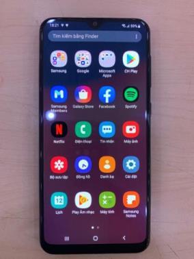 Samsung Galaxy A30s A307 Black